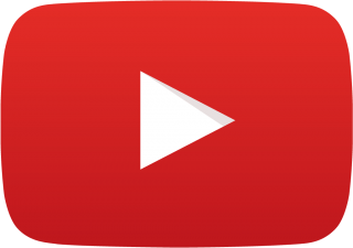 Red YouTube Play Icon PNG images