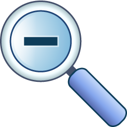 Icon Transparent Zoom Out PNG images