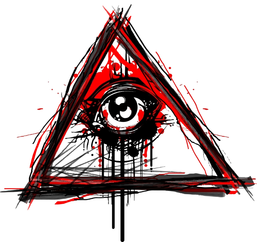 Blood And Eye Illuminati Pictures image #47707