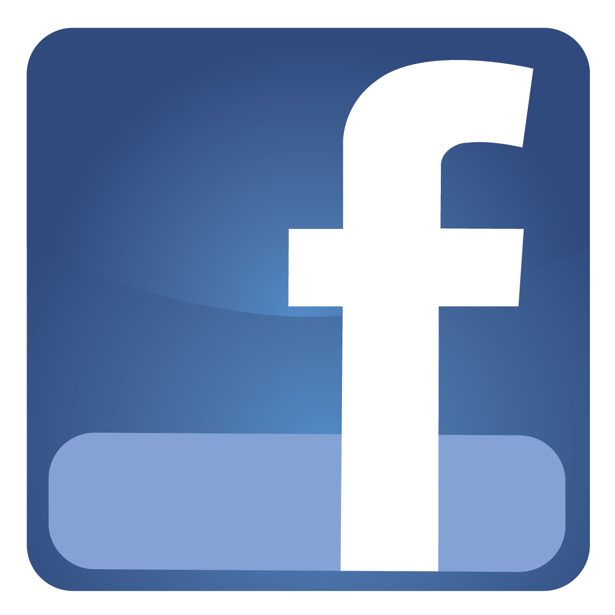 Image result for facebook button transparent background