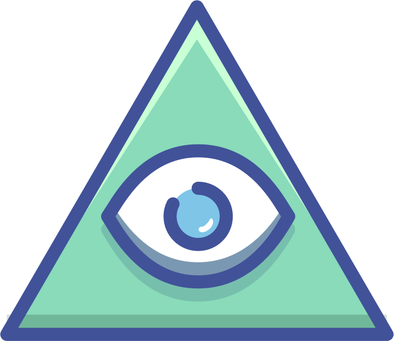 Evil Eye Bead Illuminati Background image #47715