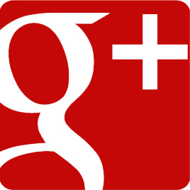 , logo of Google Plus Red, download Google Plus Red logo, Google Plus