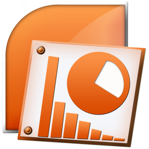 Office PowerPoint Icon  Microsoft Office Icons  SoftIconsm
