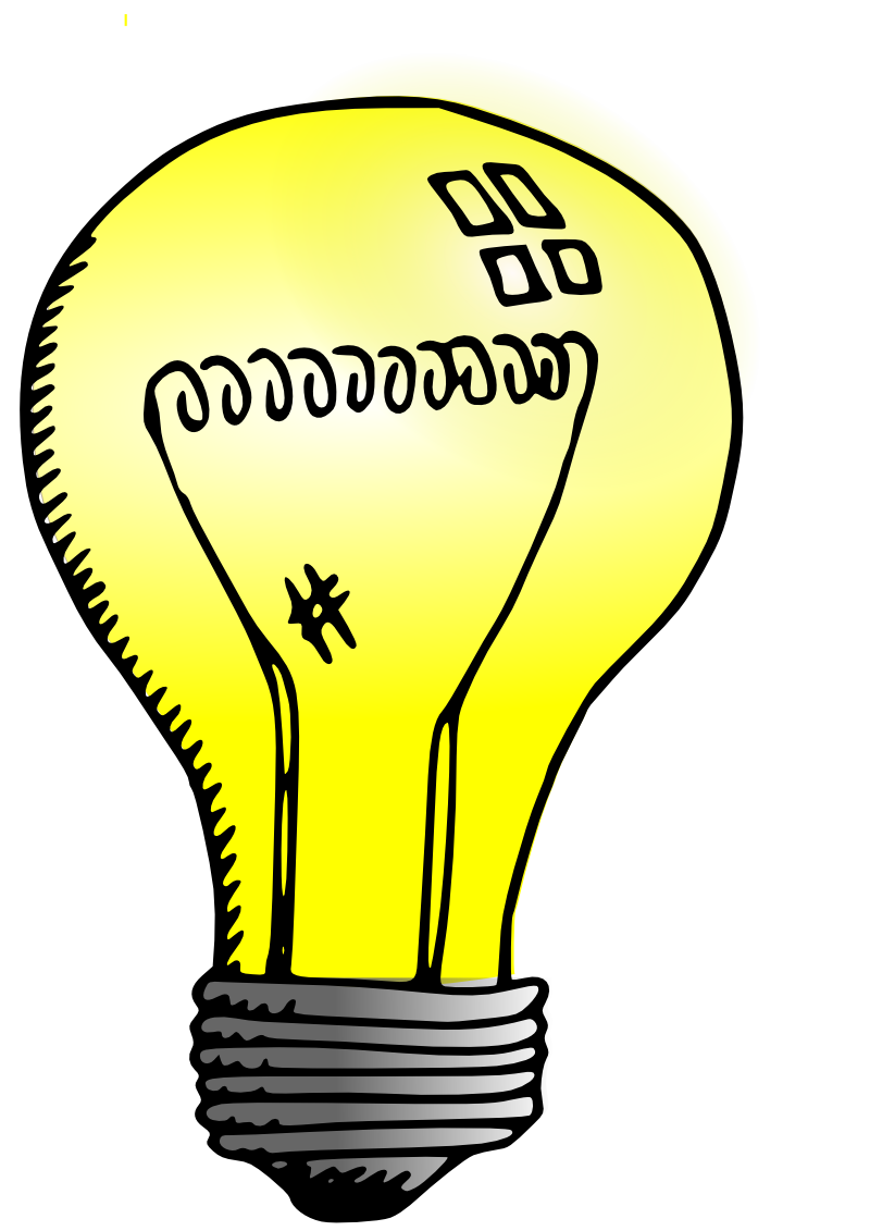 Lightbulb Background Transparent Hd Png