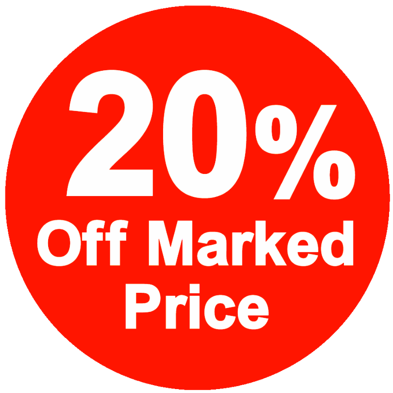 20% Off Png image #37396