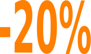 20% Off Png image #37400