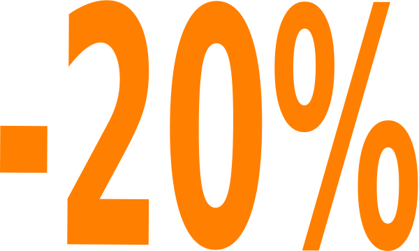20% Off Png image #37389