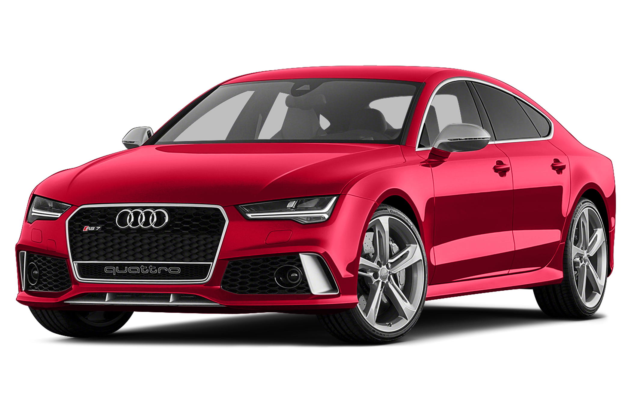 2016 Audi RS 7 Png image #45311