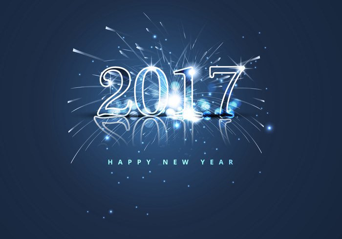 Photo PNG 2017 Happy New Year