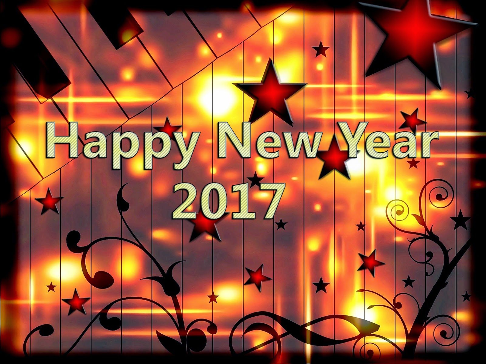 Download Free High quality 2017 Happy New Year Png Transparent Images
