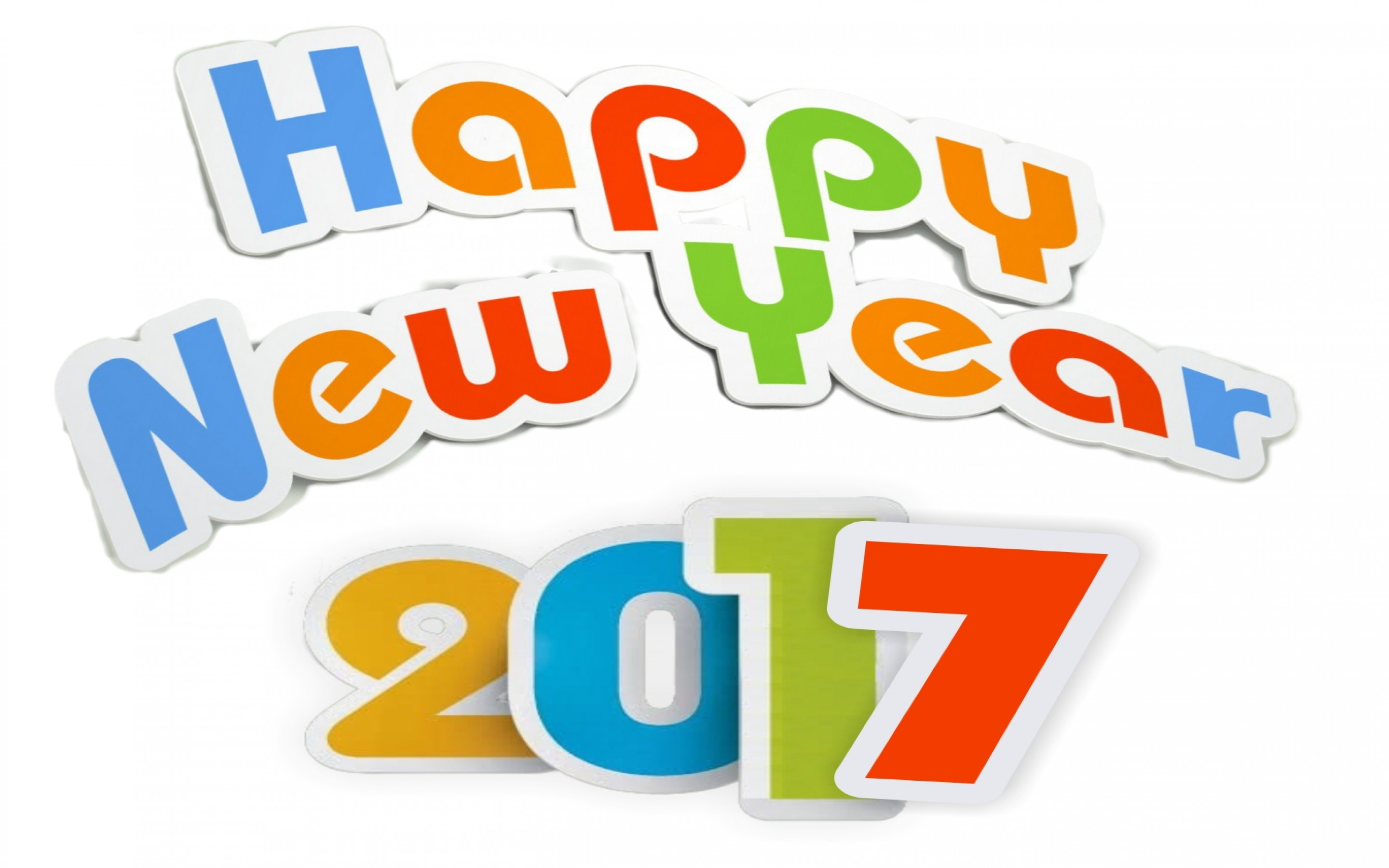 2017 Happy New Year Png - Free Icons and PNG Backgrounds