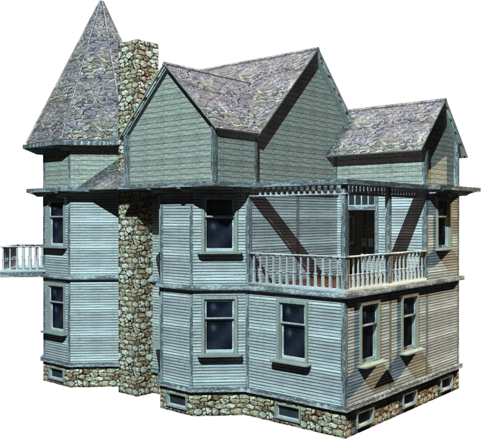 3d House Png Png