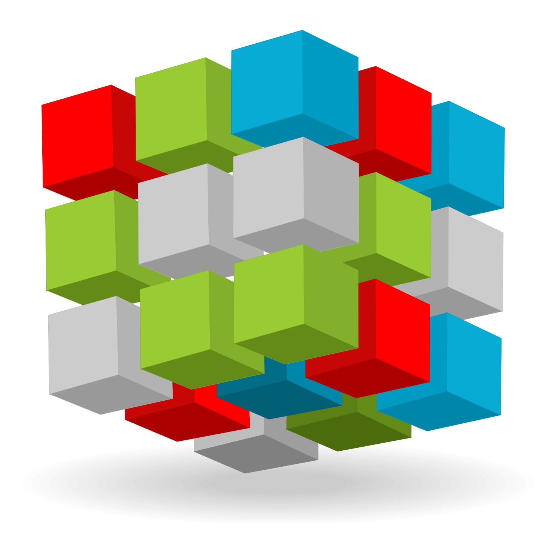 3d Cube PNG, 3d Cube Transparent Background