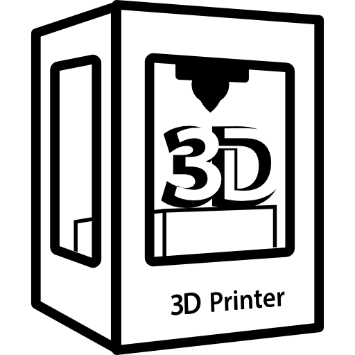 3d printer interface symbol