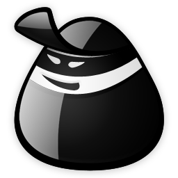 3D Robber Icon image #5020