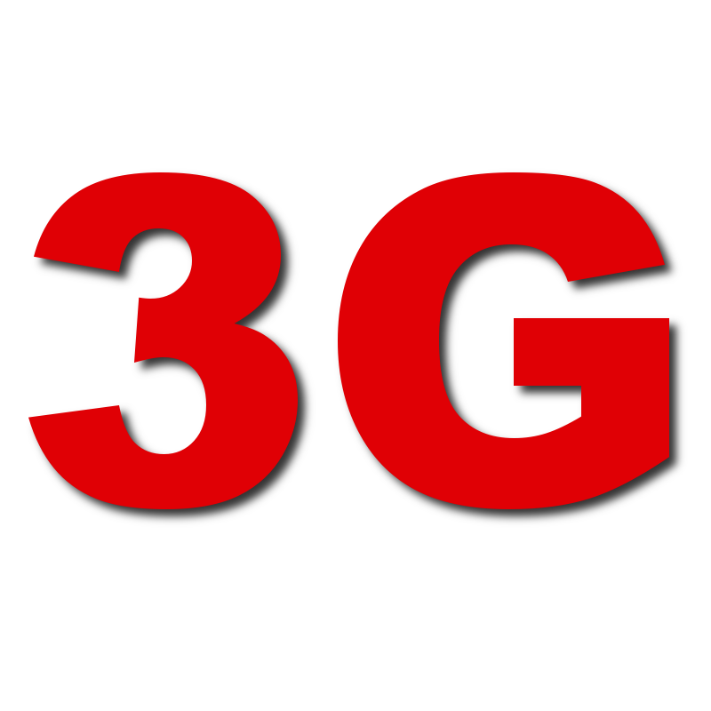 3g Download Free Vectors Icon image #25434