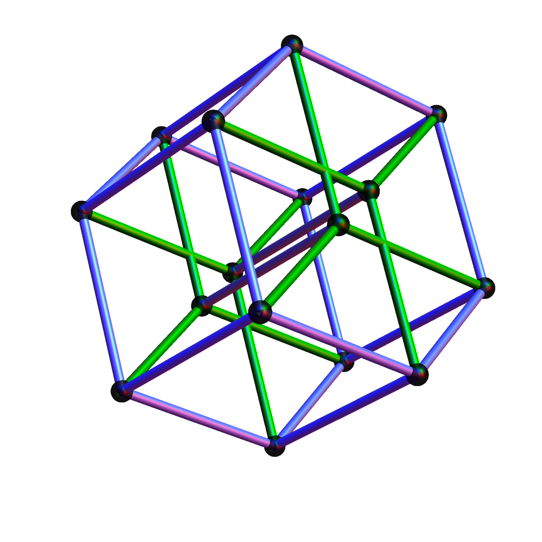 4 Cube 3D PNG Download image #47033