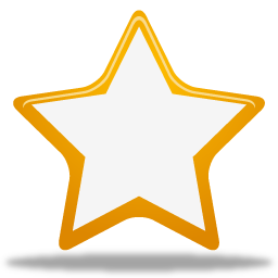 Vector Five Star Icon image #39795