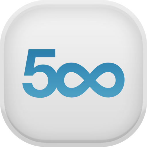 500px Icon Png image #38412