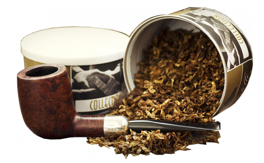 A Pipe, Box, Tobacco, Smoking A Pipe, PNG Image image #48060