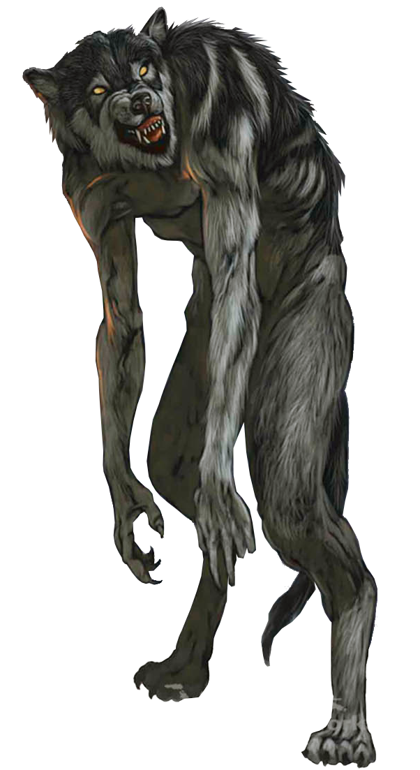 Action figure Demon Animal figure Wolf Werewolf Clip art Picture