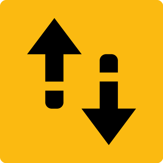 Vector Adaptability Icon