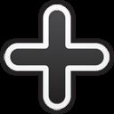 Add Item Icon, Insert, Black, Plus, New image #2183