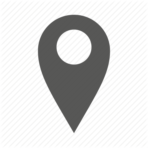Address, location, marker, pin, place, point, pointer icon | Icon