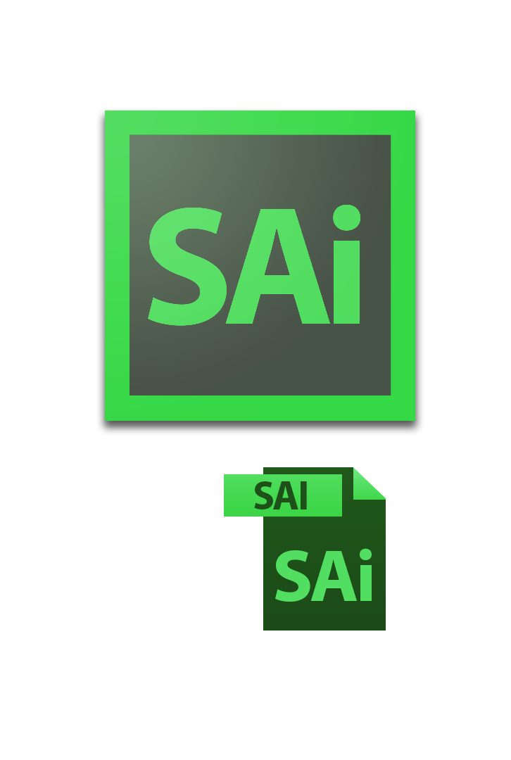 Adobe Sai CS6 icon