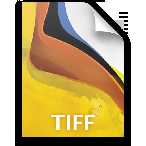 Adobe tiff icon