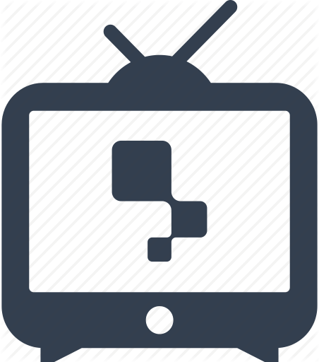 Advertising Icon Png Antenna, Television, Tv Icon image #5585