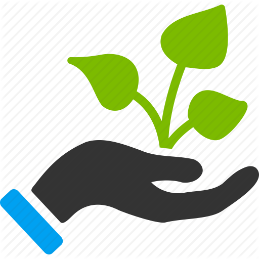 Agriculture Business Start Farm Farming Idea Plant Startup Icon image #2789