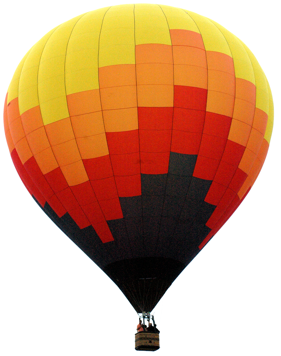 Air Balloon Abstract PNG Photo image #46762