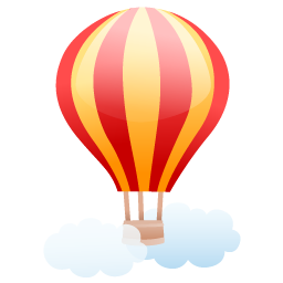 Air Balloon Icon image #16190