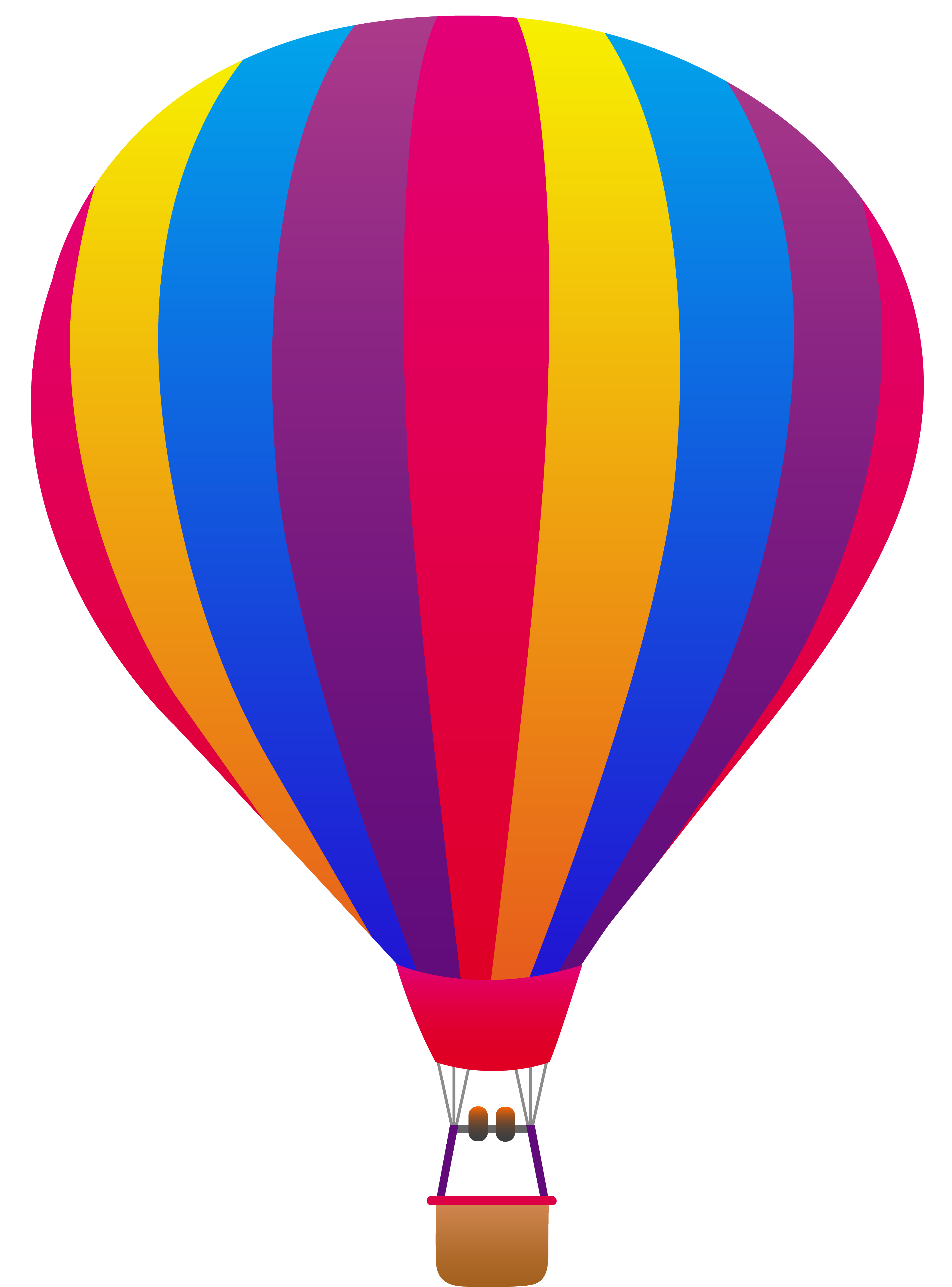 Air Balloon Png Transparent Background image #46765