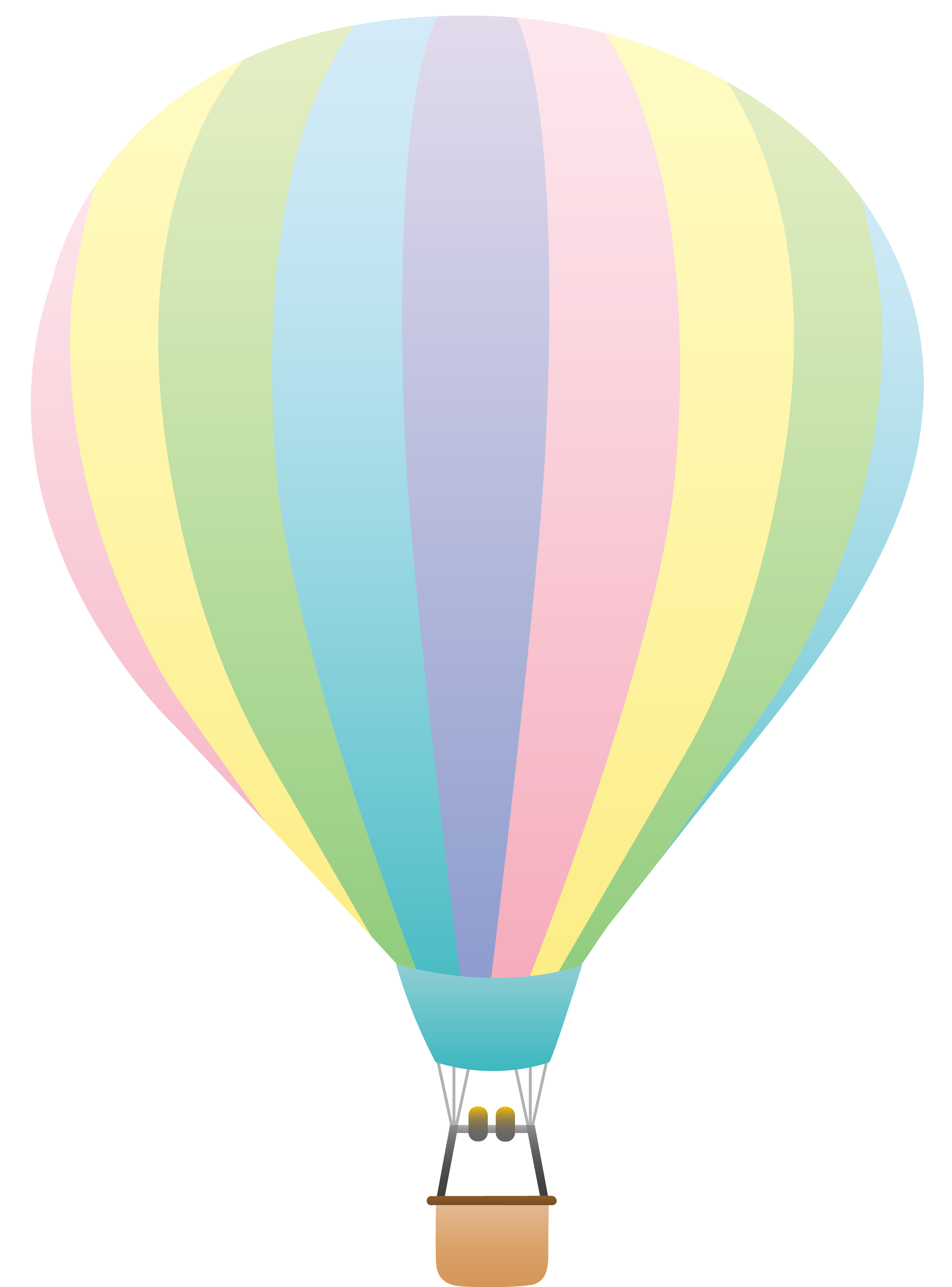 Air Balloon PNG Transparent Image image #46780