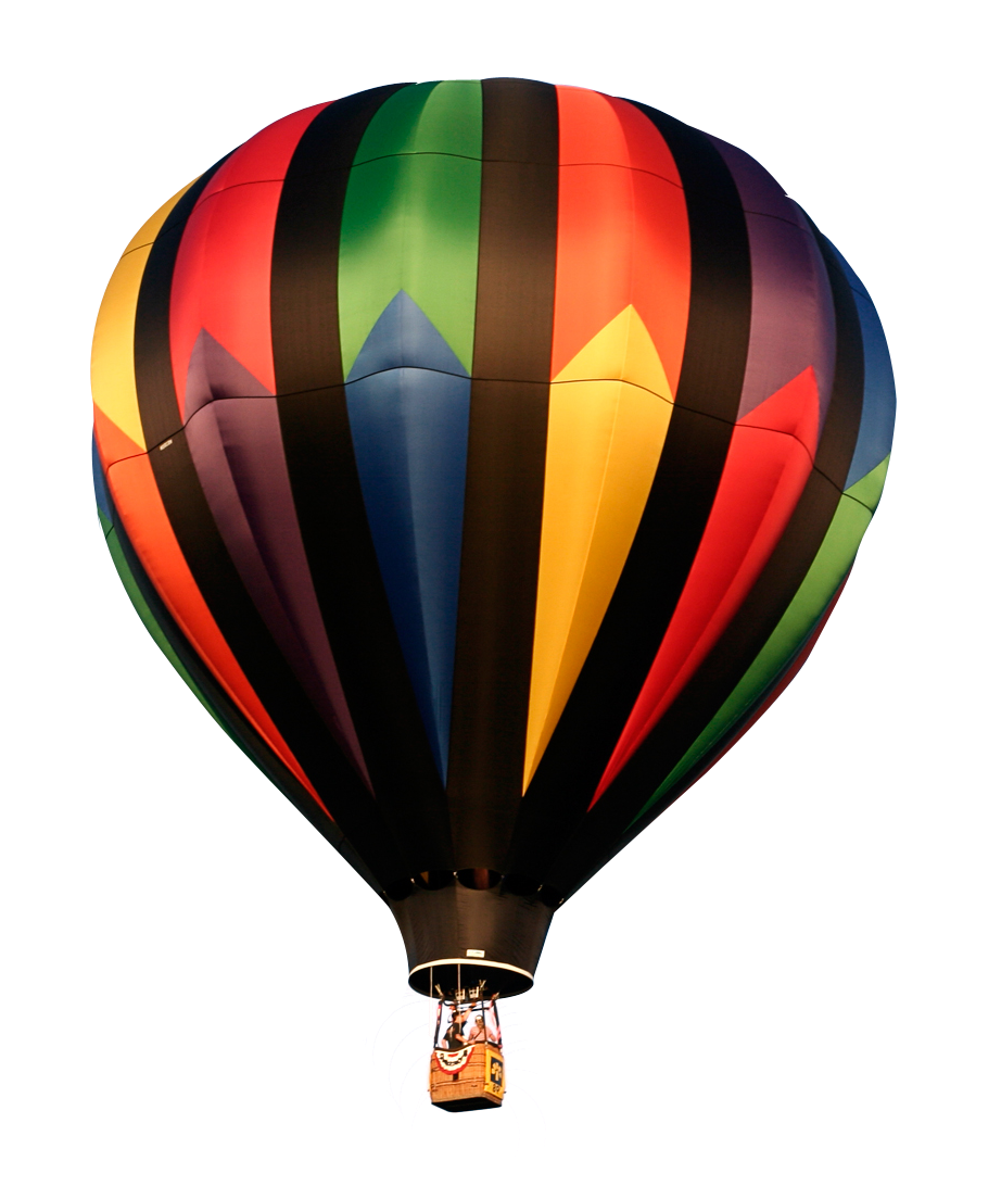 Air Balloon Vector Png image #46756