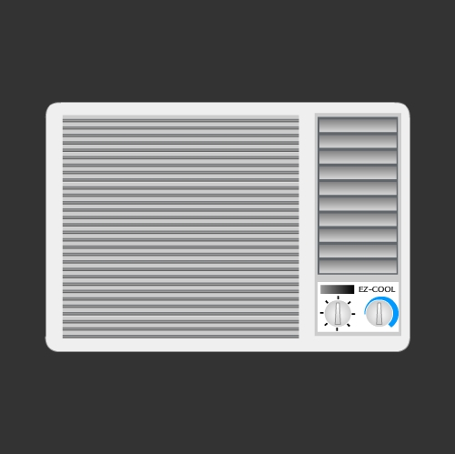 Icon Air Condition Drawing image #15163