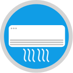 Air Condition Icon Png image #15194