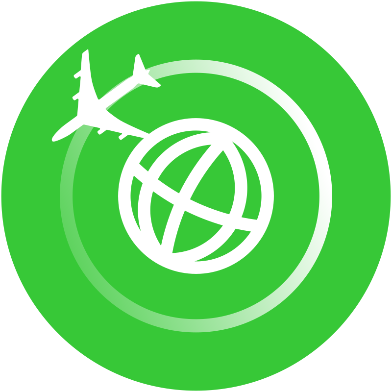 Air Travel Icon By Dustwin image #217