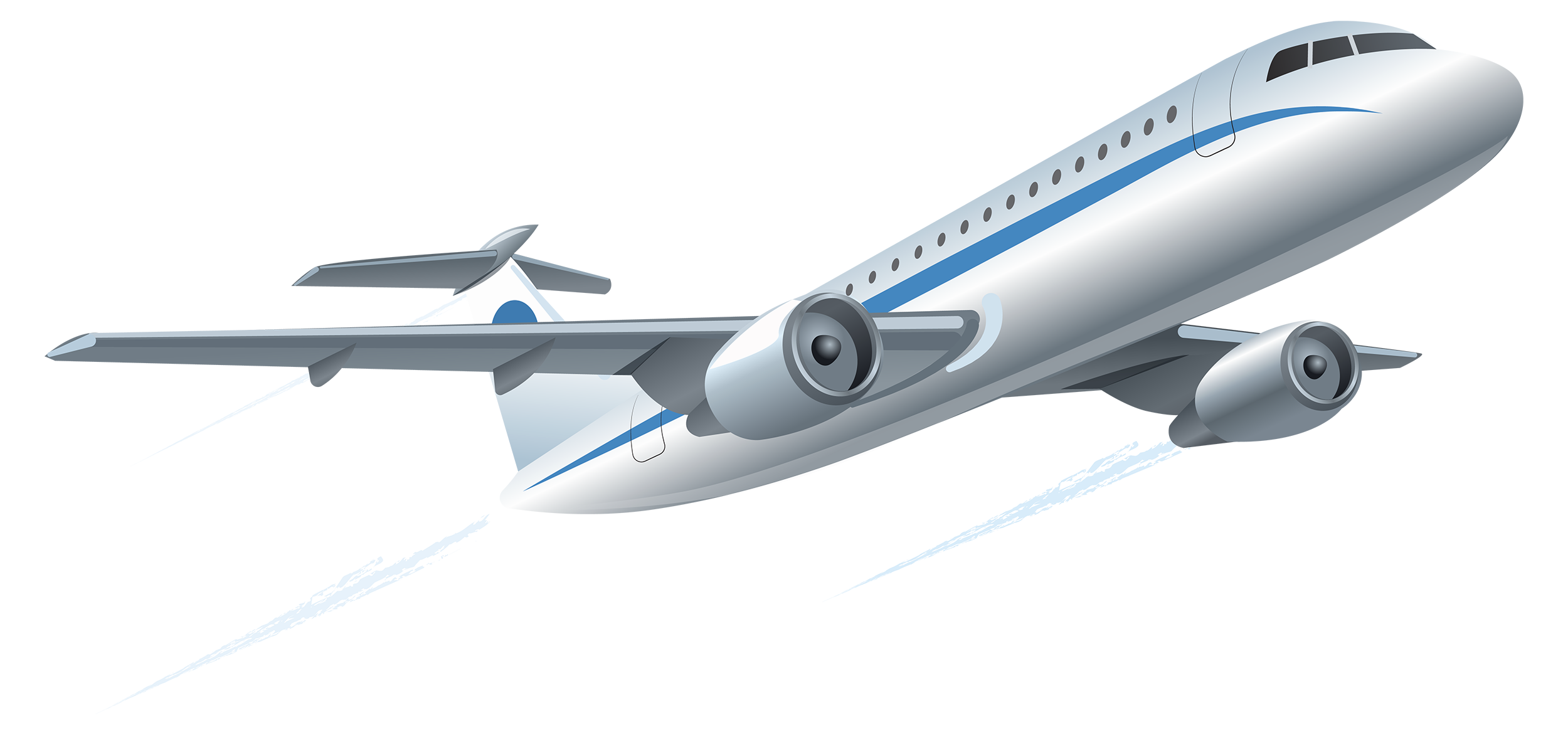 Transparent Background Airplane image #27957
