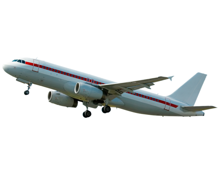 Airplane Background Png Transparent image #27940