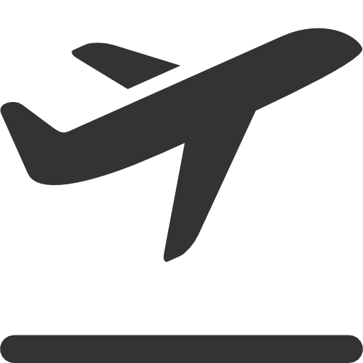 vector transparent airplane icon png