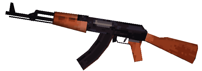 Ak 47 Gun Weapon Png image #41252