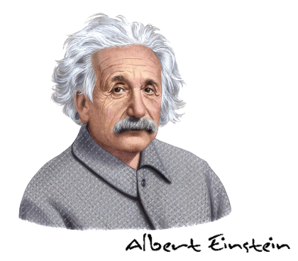 Albert Einstein Png 12594 Free Icons And Png Backgrounds