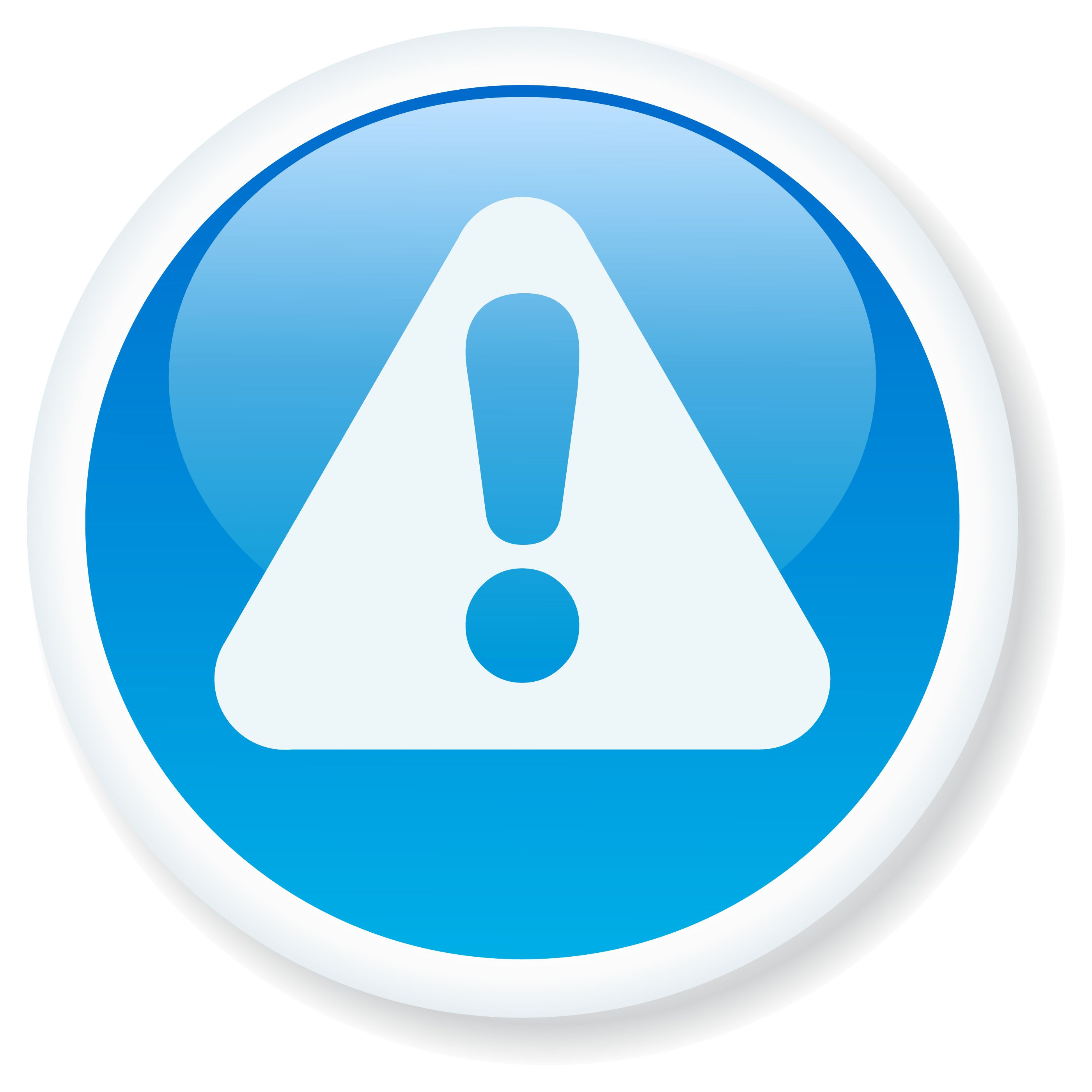 Alert Icon With Exclamation Point! image #1579