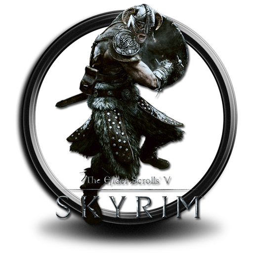 Amazing The Elder Scrolls Skyrim Icon S7 image #41590
