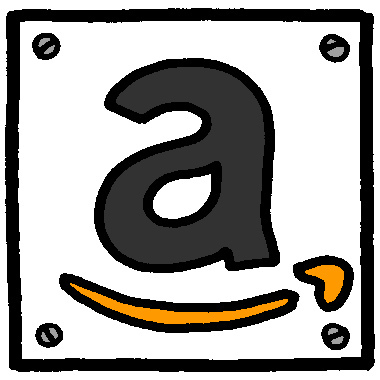 Cartoon Logo Amazon Icon image #21108