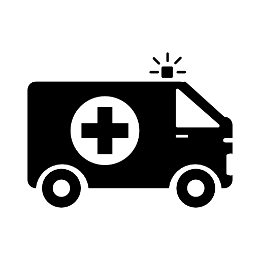 Drawing Ambulance Vector image #29991