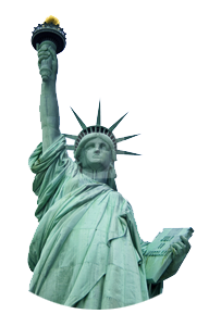 America the statue of Liberty PNG Images